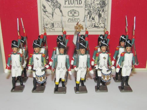 1015: Mignot  Napoleonic Light Infantry of the Italian