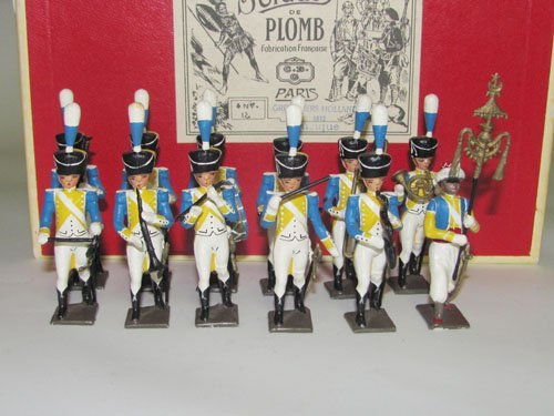 1016: Mignot  Napoleonic Dutch Grenadiers