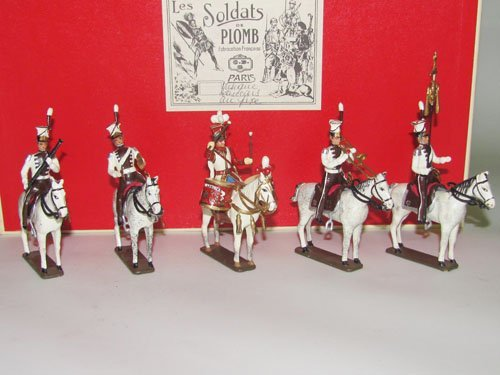 1020: Mignot  Napoleonic Band of the Lancers