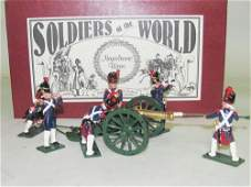 1121 Soldiers of the World  Napoleonic Wars Set No N3