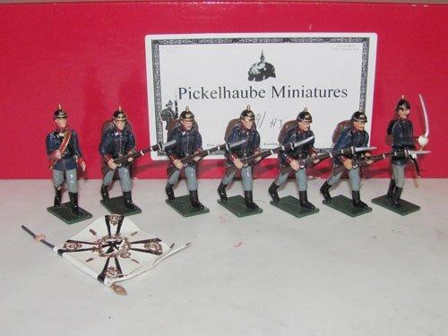1268: Pickelhaube Miniatures