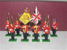 1534 Steadfast SF 23 Suffolk Regiment