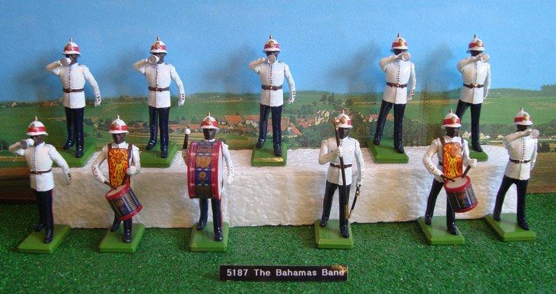 15: Britains Set # 5187 Bahama Band