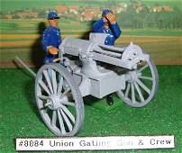 169 Britains Set  8884 Union Gatling Gun  Crew