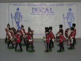 1012: Ducal Soldiers Royal Welsh Fusiliers