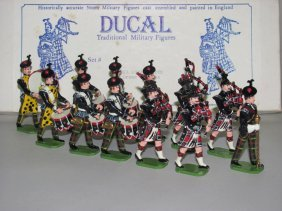 1015: Ducal Soldiers The Royal Scots