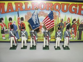 1019: Marlborough Citadel Military Academy Colours