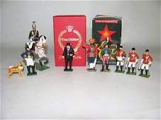 1234 Assortment Imperial German mounted General