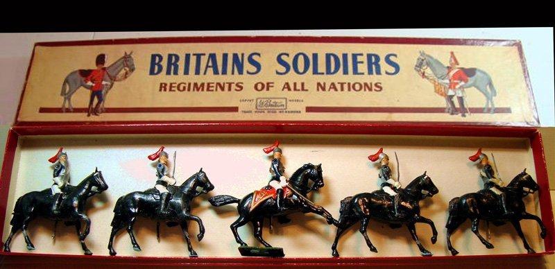 2002: Britains Set # 2 The Horse Guards