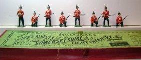 Britains Set # 17 The Somerset Regiment
