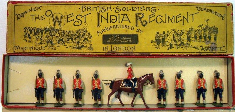 2013: Britains Set # 19 West India Regiment