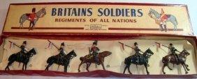 Britains Set # 24 9th Lancers