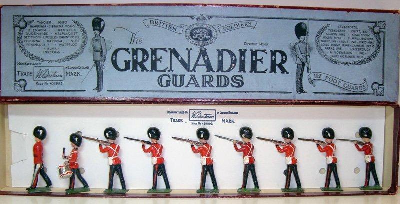 2021: Britains Set # 34 Grenadier Guards