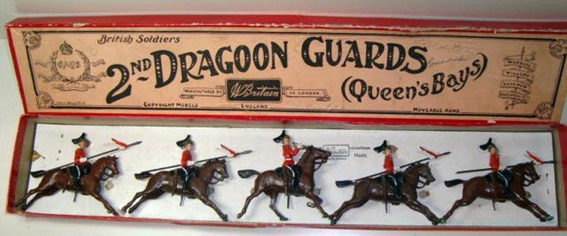 2024: Britains Set # 44 2nd Dragoon Guards