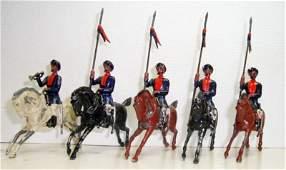 2449 Britains Set  46 10th Bengal Lancers