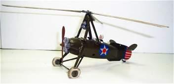 2558 Britains Set  1899 VERY RARE US Air Force Autogi
