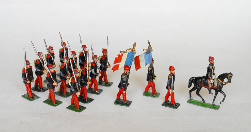 3009: Heyde French Line Infantry
