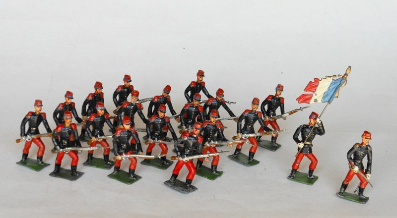 3012: Heyde French Line Infantry