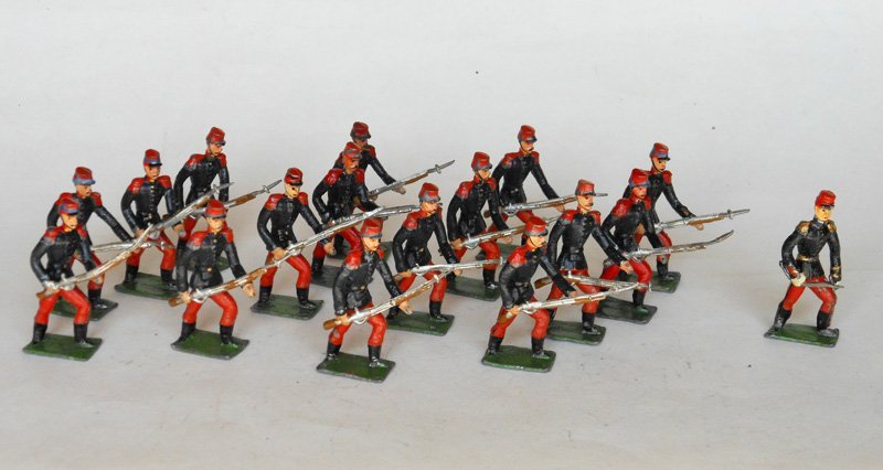3013: Heyde French Line Infantry