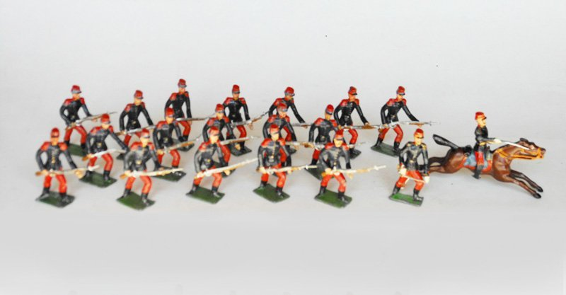 3014: Heyde French Line Infantry