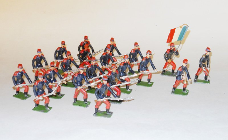 3015: Heyde French Line Infantry