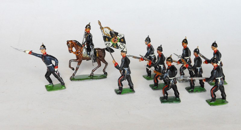 3022: Heyde Prussians Advancing
