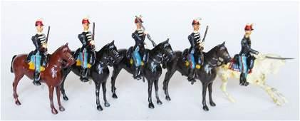 3236 Britains Set  190 Belgian Cavalry