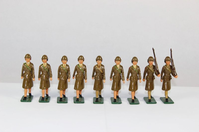 Charles Hall Womens Army Corps