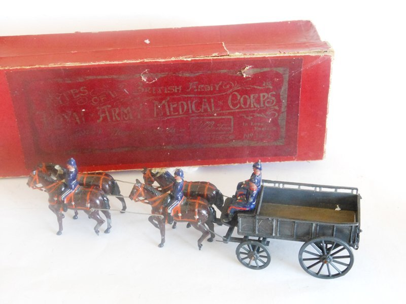 Britains Set # 145 Royal Army Medical Corps