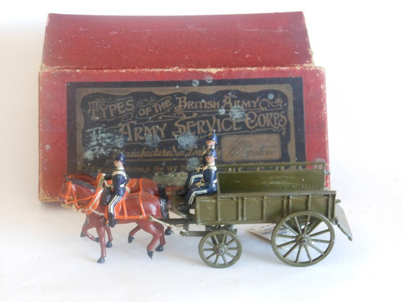 Britains Set # 146 Royal Army Service Corps