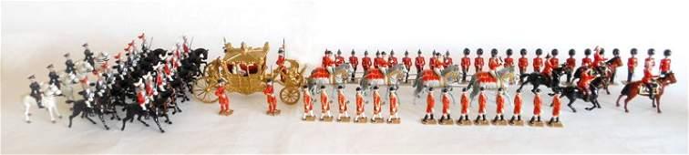 Britains Set  1477 Coronation Display Set