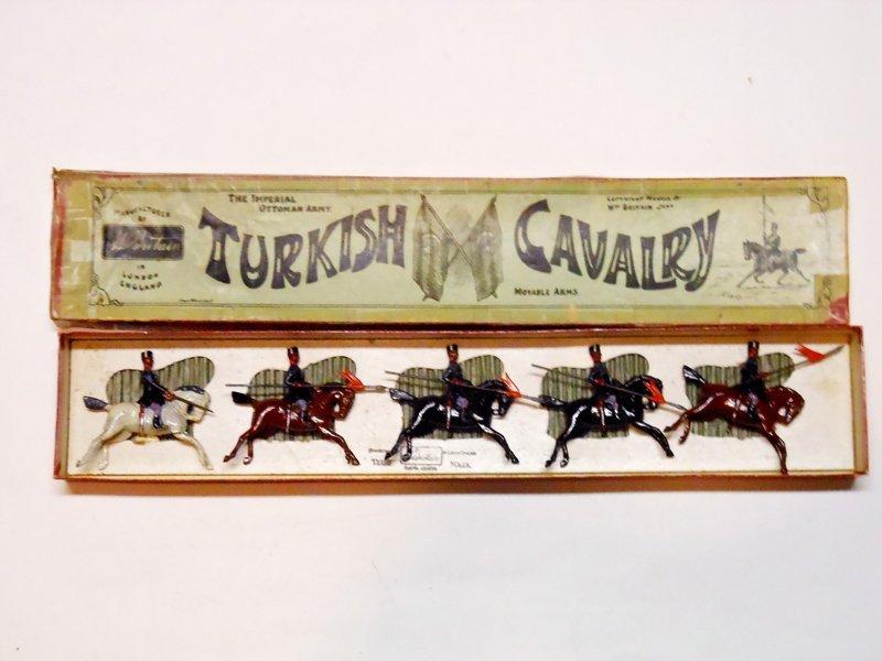 Britains Set # 71 Turkish Cavalry