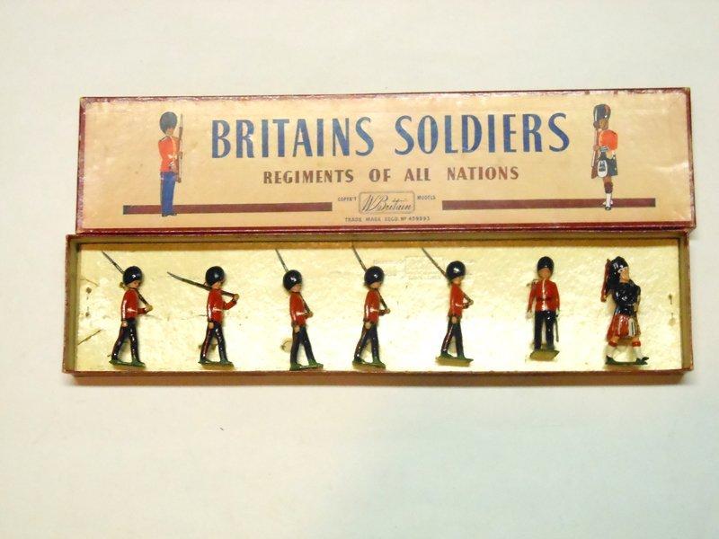 Britains Set # 75 Scots Guards