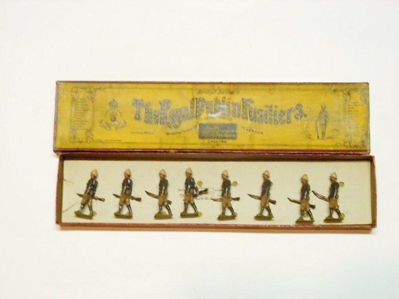 Britains Set # 109 Royal Dublin Fusiliers