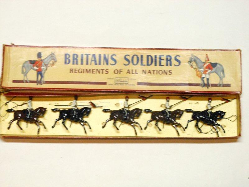 Britains Set # 115 Egyptian Cavalry