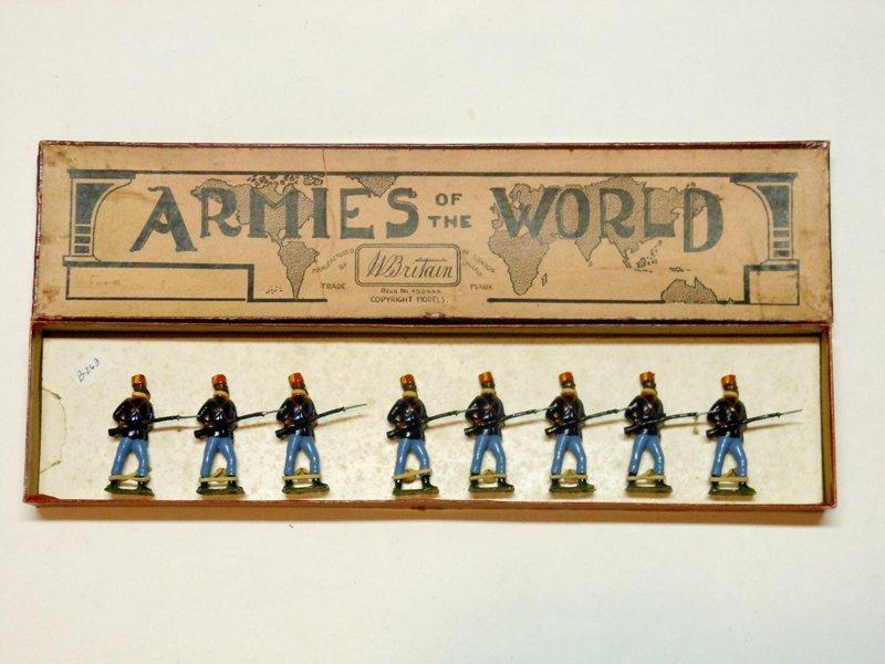 Britains Set # 167 Turkish Infantry