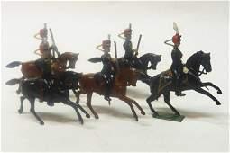 Britains Set 12 Eleventh Hussars