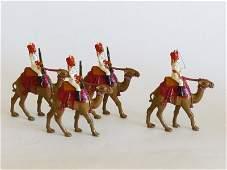 Nostalgia Set  N 135 Bikanir Ganga Risala Camel Corps