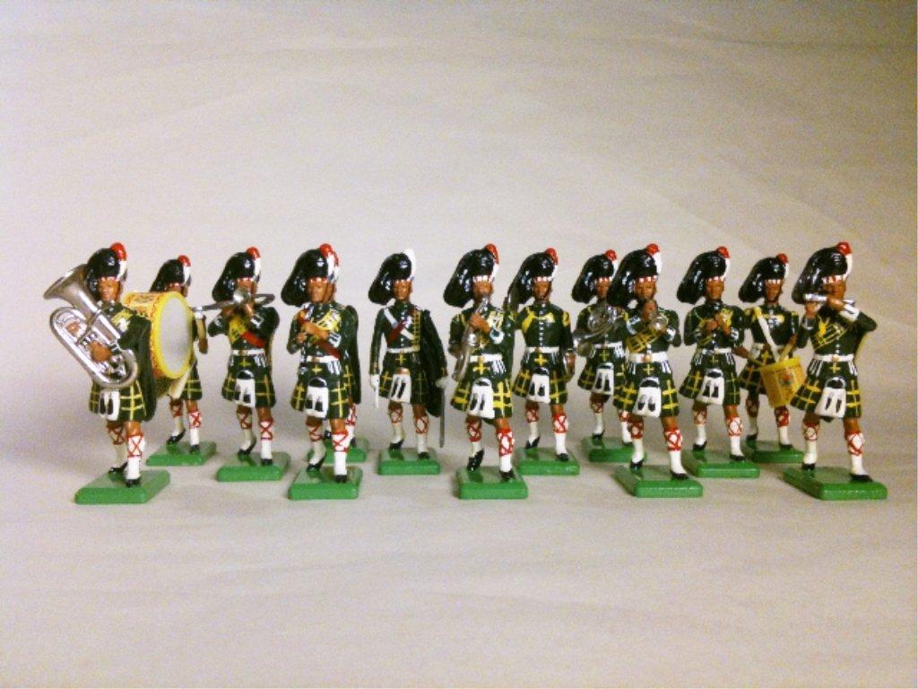 Britains Set # 3094 The Gordon Highlanders