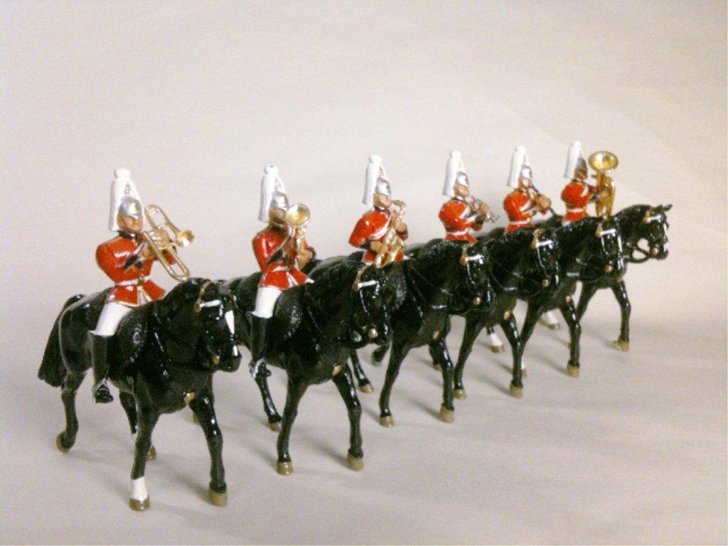 Britains Set # 5295 Life Guards Mounted Band