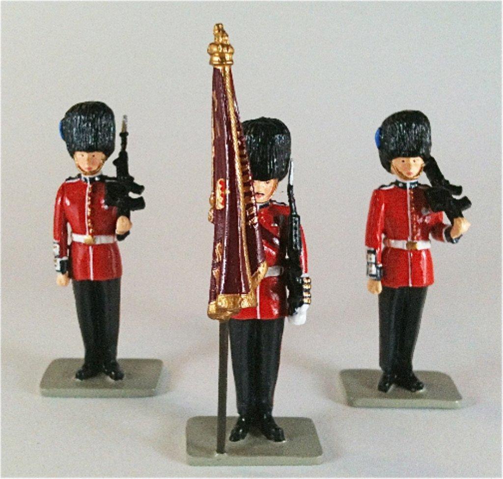 Britains Set # 40113 Irish Guards