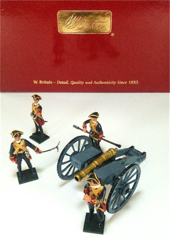 Britains Set # 43144 British Royal Artillery