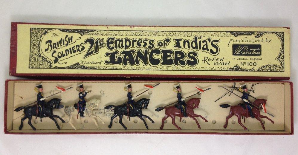 Britains Set #100 21st Empress of India
