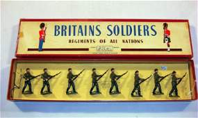 Britains Set  2032 The Red Army