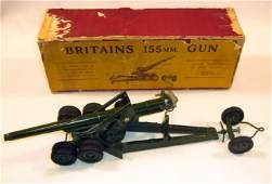 Britains Set  2064 155 MM Gun