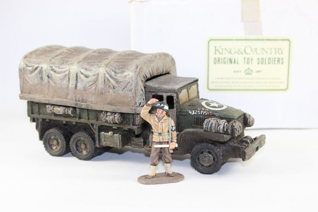 King and Country WWII DD07