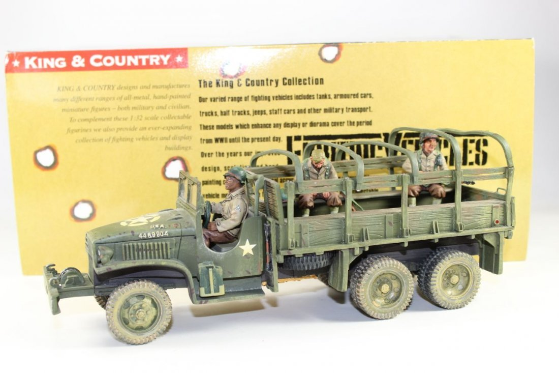 King and Country WWII DD39a