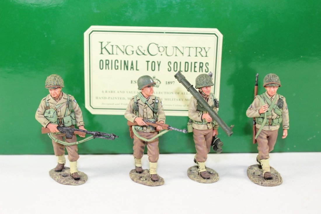 King and Country WWII DD43