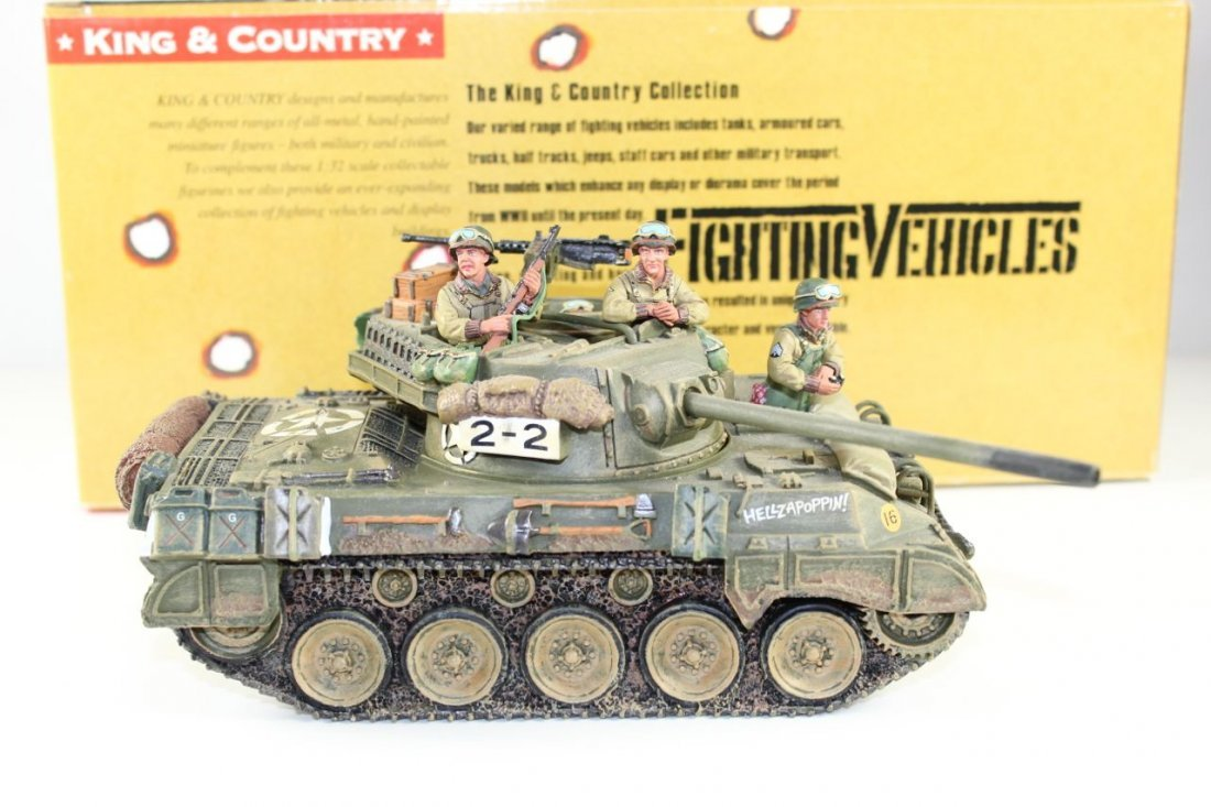 King and Country WWII DD50