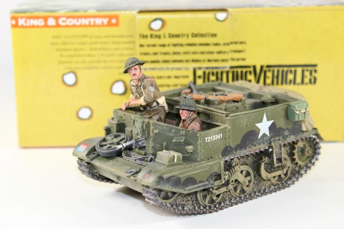 King & Country WWII DD59